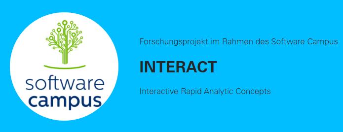 Software Campus Logo für das Forschungsprojekt INTERACT