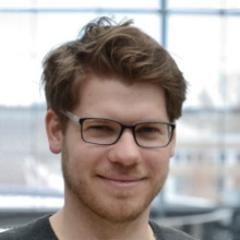 This image shows Benjamin Uekermann